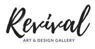 Revivial Art & Design Gallery Logo